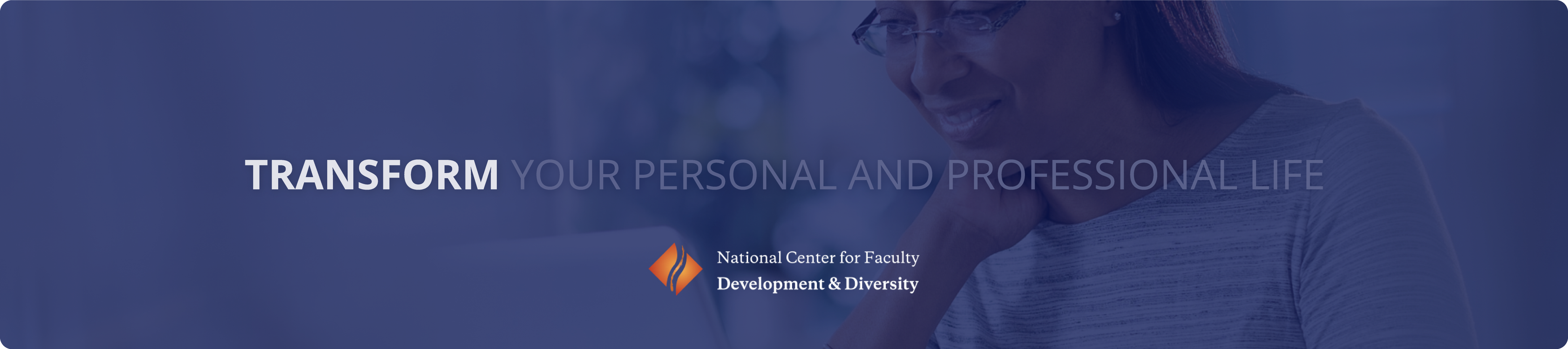 National Center for Faculty Development and Diversity Faculty Success Program