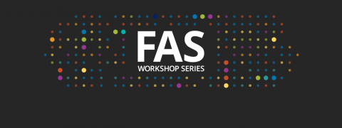 FAS Series 2019–2020 Workshop 2: Refining Practices in Student Mentoring