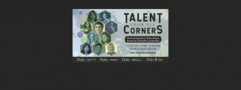 Talent From All Corners: How Immigration Helps Shape American Scientific Leadership Symposium