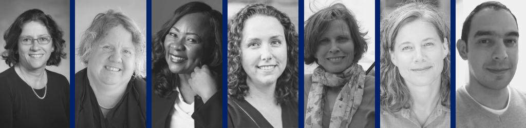 Erika Weinthal, Elizabeth Albright, Catherine Flowers, Emily Stewart, Lou Brown, Wesley Hogan and Miguel Rojas Sotelo